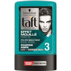 Taft styling gel effet mouillé 300ml