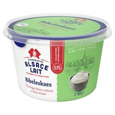 ALSACE LAIT Fromage blanc nature 500g