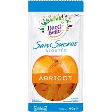 DACO BELLO Daco bello Abricots sans sucres ajoutés 150g 150g