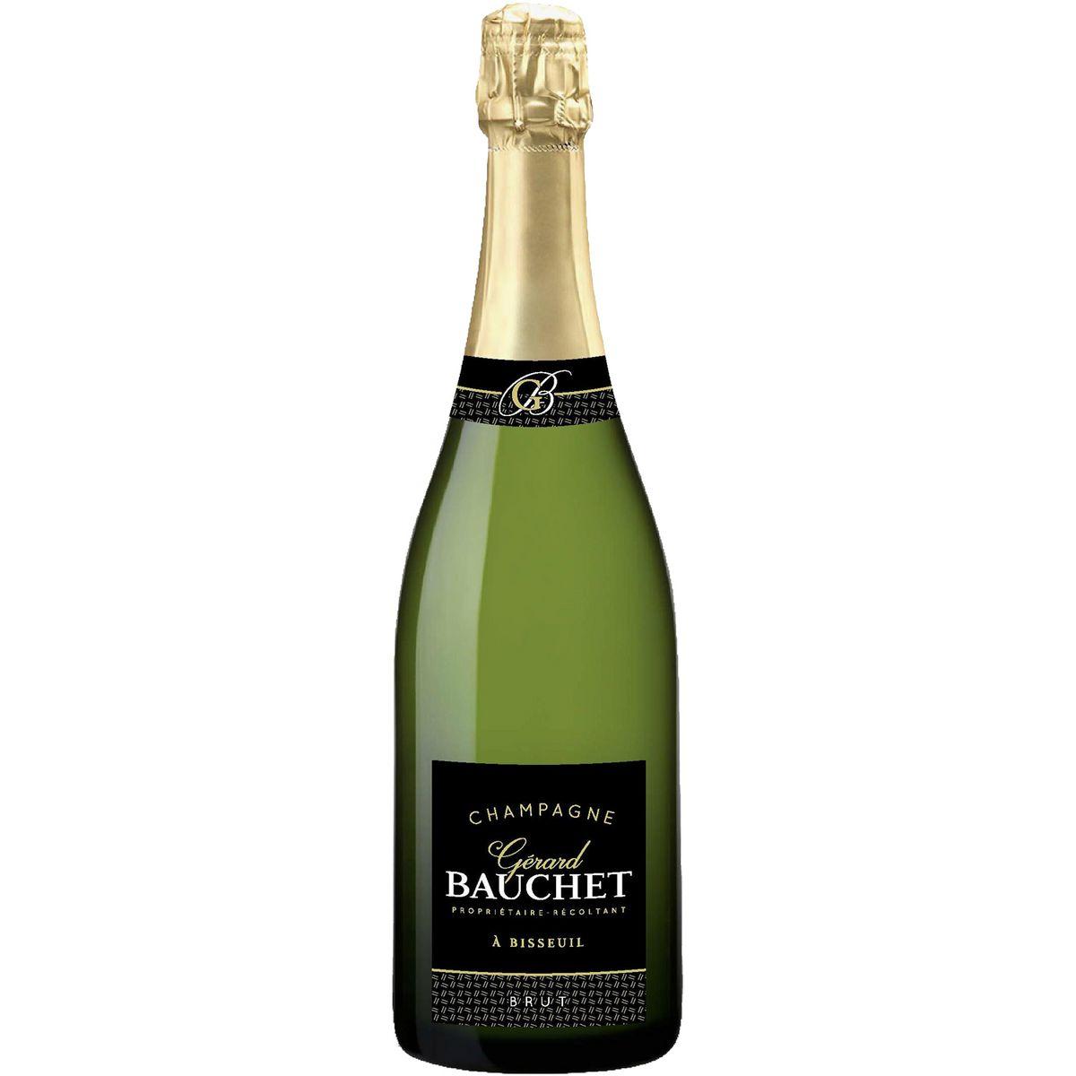 Champagne Gerard Bauchet brut