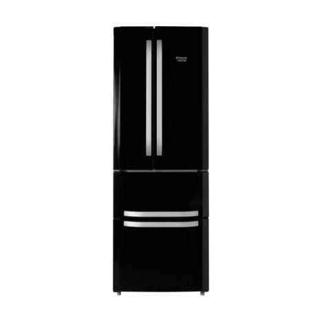 r frig rateur combin e4d aab c 402l no frost hotpoint pas cher prix auchan. Black Bedroom Furniture Sets. Home Design Ideas