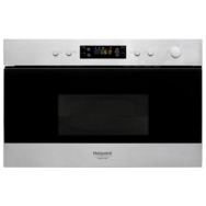 HOTPOINT Four micro ondes encastrable MN212IXHA - Inox