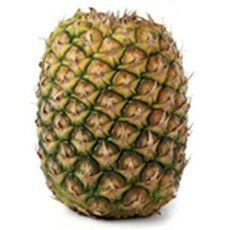Ananas sans plumet pièce