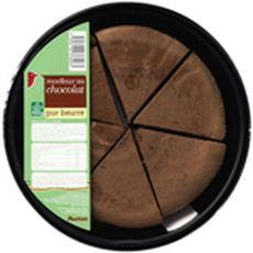AUCHAN Auchan Moelleux chocolat 450g 450g