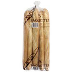Baguettes sac 5 pièces