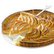 Tarte fine aux pommes 8 parts