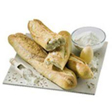 Baguette blanche cuite sur place 250g