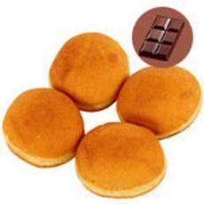 Beignets au chocolat et noisettes x4 x4 300g