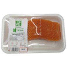 Pavés saumon bio x2 - 250g