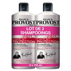 FRANCK PROVOST Franck Provost Expert Protection shampooing protecteur de chaleur 2x750ml 2x750ml