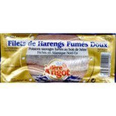 La Mère Angot Filets de harengs doux 200g