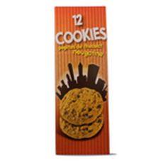 Cookies à la nougatine 12 biscuits 200g