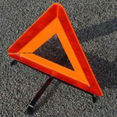 Triangle de signalisation haute visibilité x1