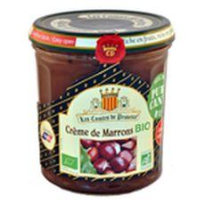 LES COMTES DE PROVENCE Les Comtes de Provence crèmes bio de marrons 320g 320g
