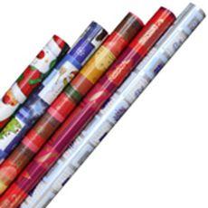 Papier cadeau Npël 10x0,7m x1 1 pièce