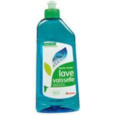 Auchan Mieux Vivre Liquide de rinçage lave-vaisselle 500ml
