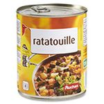 auchan ratatouille 4/4 750g