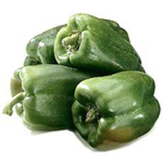 Poivrons verts 500g 500g