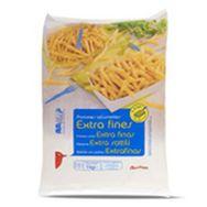Auchan frites allumettes extra fines 1kg