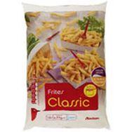 Auchan frites classique 2,5kg