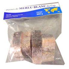 darne de merlu blanc 500g
