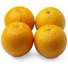 Oranges non traitées après récolte x4