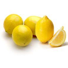 Citrons non traités après récolte 4 pièces