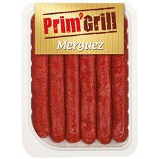 Prim'Grill merguez x6 -330g