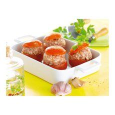 Auchan tomates farcies x4 -600g