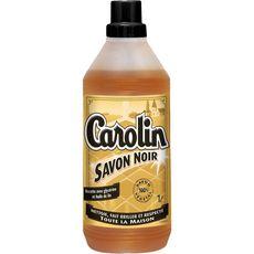 Carolin savon noir standard 1l
