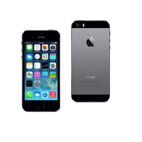 APPLE Iphone 5S Reconditionné Grade A+ - 16 Go - Gris - RIF