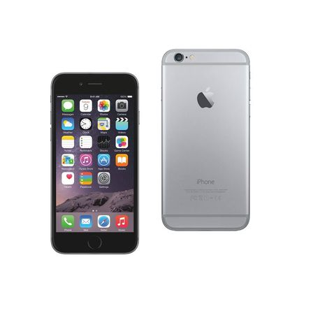 APPLE Iphone 6 Reconditionné Grade A+ - 64 Go - Gris - RIF