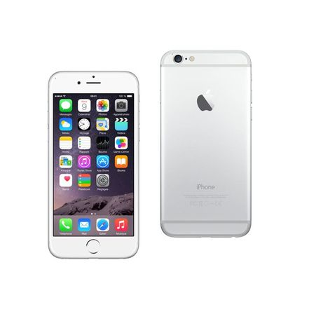 APPLE Iphone 6 Reconditionné Grade A+ - 64 Go - Argent - RIF