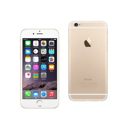 iphone 6 reconditionn grade a 16 go or rif apple. Black Bedroom Furniture Sets. Home Design Ideas