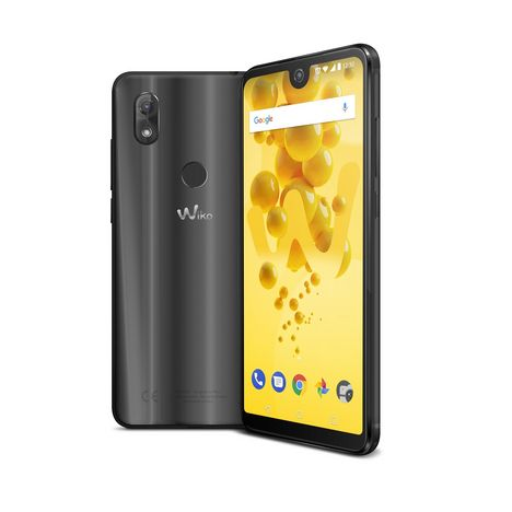 WIKO Smartphone View 2 - 32 Go - 6 pouces - Anthracite