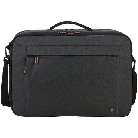 c17876f6f9639 CASE LOGIC Sacoche ERA Hybrid convertible pour ordinateur portable 15.6  pouces Noir ...