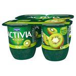 Activia céréale kiwi 4x125g