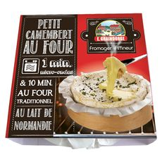 Graindorge petit camembert au four 120g