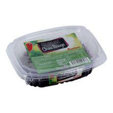 AUCHAN Salade de chou rouge 300g