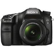 SONY Appareil Photo Reflex - A 68 - Noir + Objectif 18-55 mm