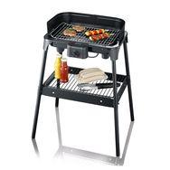 SEVERIN Gril barbecue électrique sur pieds PG 2792