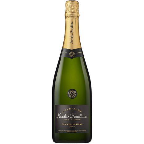 NICOLAS FEUILLATTE AOP Champagne brut grande réserve