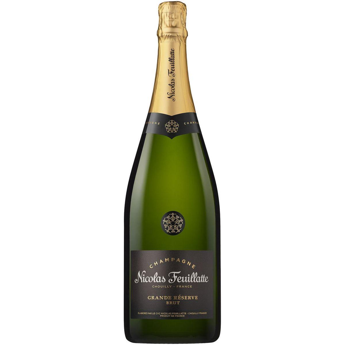 AOP Champagne brut grande réserve