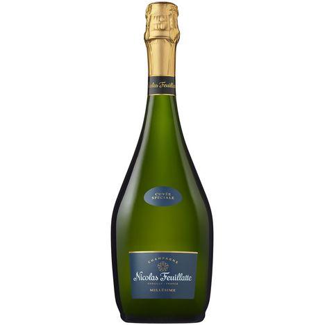 NICOLAS FEUILLATTE AOP Champagne brut cuvée spéciale