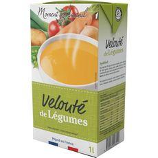 MOMENT GOURMAND Velouté légumes 1l