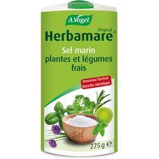 HERBAMARE Sel marin aux plantes et légumes frais 275g