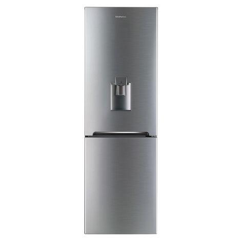 DAEWOO Réfrigérateur combiné RN-361DS, 304 L, Froid No Frost