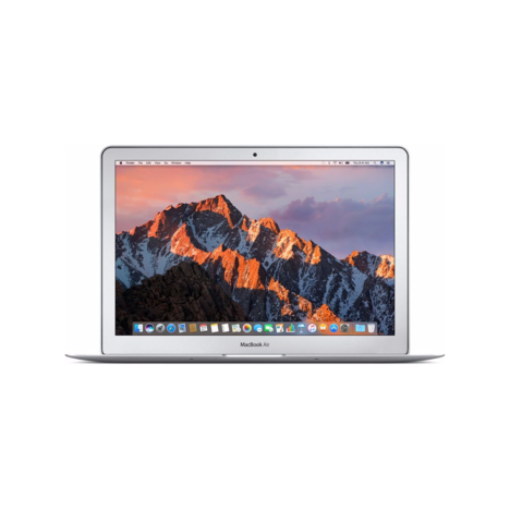 APPLE Ordinateur portable Macbook Air MQD32FNA 128 Go Gris