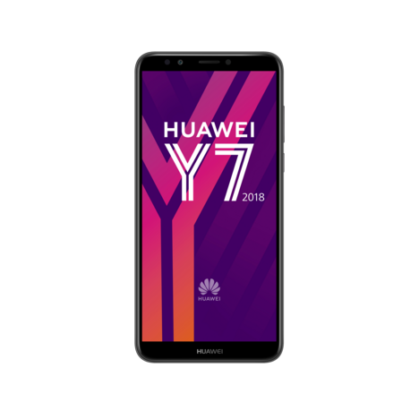 HUAWEI Smartphone Y7 2018 - 16 Go - 5,99 pouces - Noir