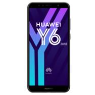 HUAWEI Smartphone Y6 2018 - 16 Go - 5,7 pouces - Noir